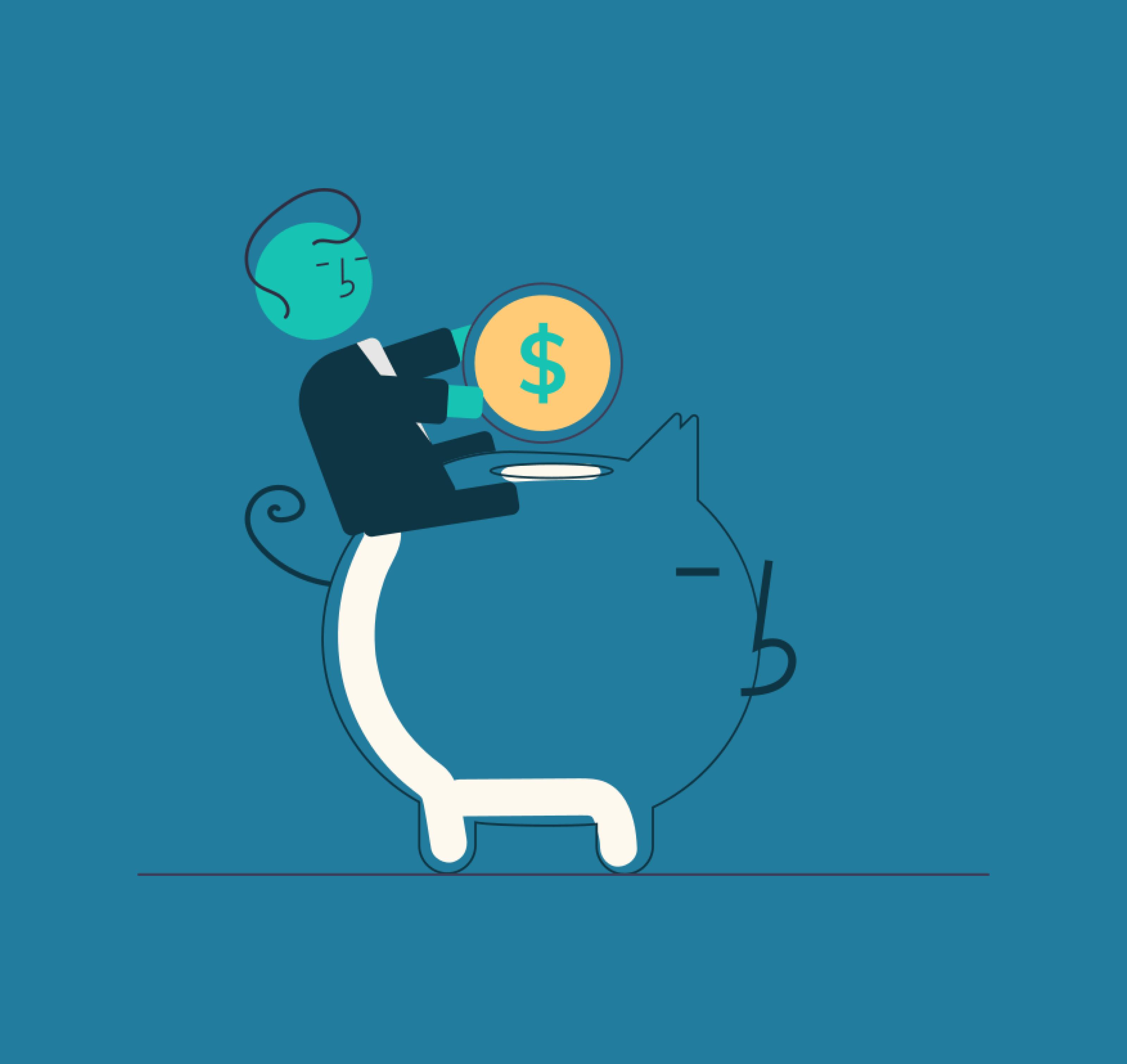 agencja kreatywna vbracja branding strony internetowe logo aplikacje materiały marketingowe projektowanie graficzne grafik wrocław financy projekt aplikacji mobilnej fintech UX UI