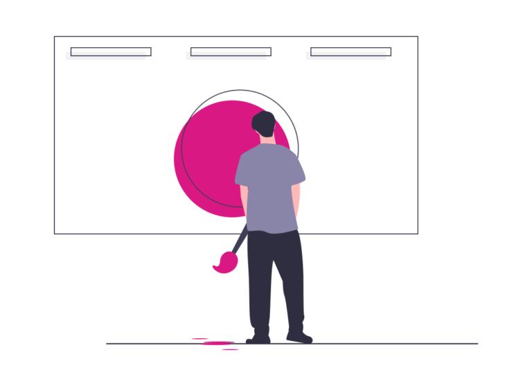 agencja kreatywna vbracja branding strony internetowe logo aplikacje materiały marketingowe projektowanie graficzne wrocław banner hero